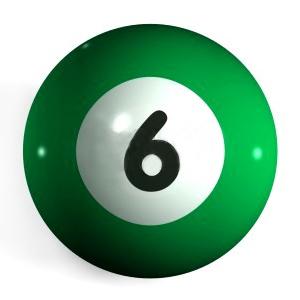 Six ball