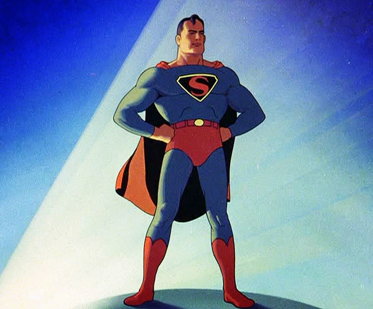 Original Superman Cartoon